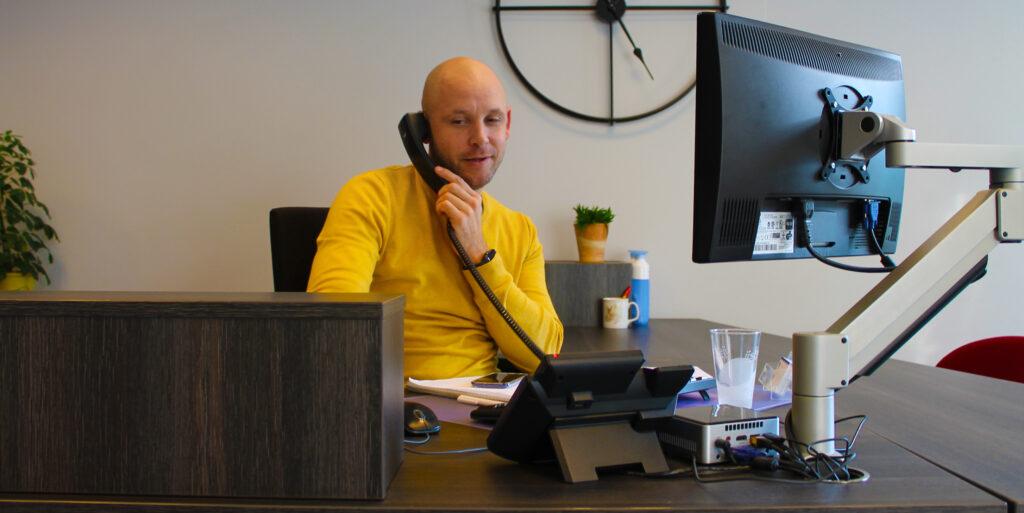 Activus Uitzendbureau familiebedrijf Noordoost-Brabant telefonisch bereikbaar